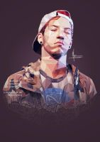 Josh Dun x Low Poly by Cramuccino