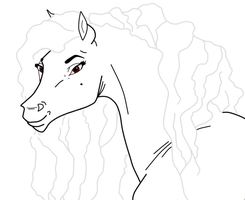 New Allyn Lineart Sneak Peak by claireislol