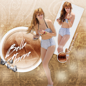 Bella Thorne Png Pack by MileyIsMyAngel