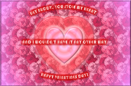 2014 word vday card for dA by Royce-Barber
