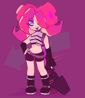 Octo Eight-Step by Keybladefire