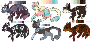 OTA Adopts : Your Different... by Kunight