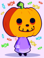Animal Crossing New Leaf: Jack ~ by Haato-No-Koe