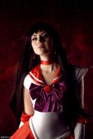SailorMoon- SailorMars by MilliganVick