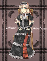 Gothic Lilly by dragonfire133