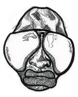 .:rayban sketch:. by double-o-moose