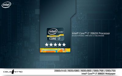 Intel Core i7 3960X Wallpaper 01 by 18cjoj