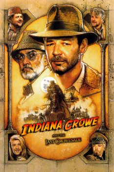 Indiana Crowe and the Last Crowesade by JKSpoffy