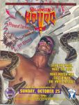 WCW Halloween Havoc 1992 by leonrock84