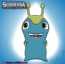 Slugterra Jellyish coloring Page by SKGaleana