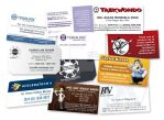 Business Cards by satchmau