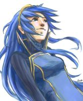Lucina Speed Paint by RoyLover