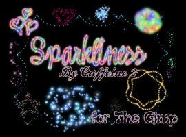 Sparkliness Brushes by caffeine2