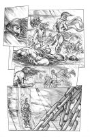 Dust - page 5 pencils by dfbovey