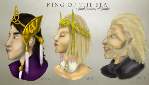 FFXII: King of the Sea by airbendergal