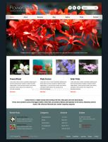 Barcelona WP Theme - Flowers Planet Showcase by ait-themes