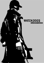 Watch Dogs Game Poster by blackealge642