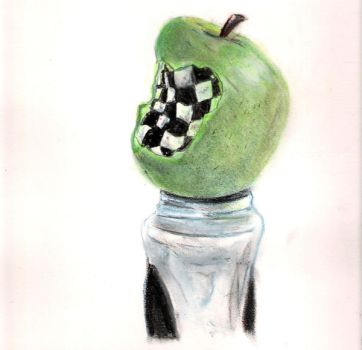 Sour Apple 2 by GaryCrimson