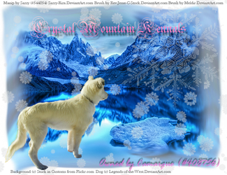 Crystal Mountain Kennels by sazzy-riza