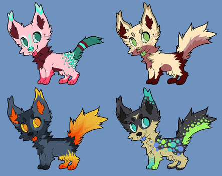 Wolf Adopts [CLOSED] by bro-palmer