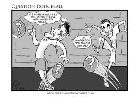 Question Dodgeball by RizzleG