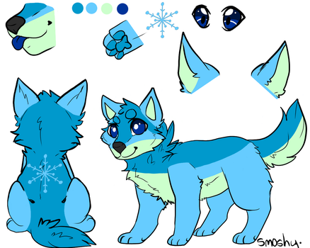 Frost Ref by PaperSpeakersWat