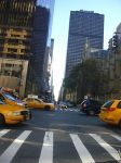 yellow cabs by Leo-electronic