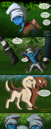 Adventures With Jeff The Killer - PAGE 120 by Sapphiresenthiss
