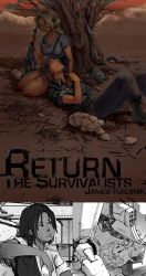Comm: RETURN: THE SURVIVALISTS COVER by Cetriya