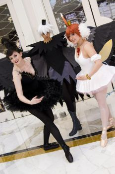 Princess Tutu - The Forgotten Story by Nyxiie