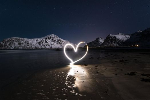Love Lofoten by Stridsberg