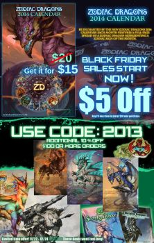 SLC Black Friday Deals by The-SixthLeafClover