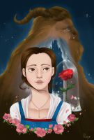 Beauty and the Beast by PuryPury