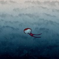 drowning in the sky by LisaGorska