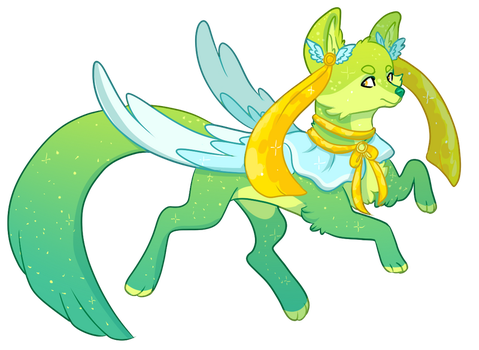 Contest Prize for Rona67 by FluffleBear