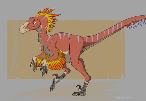 SylxeriaGuardian gift: Claw by MightyRaptor