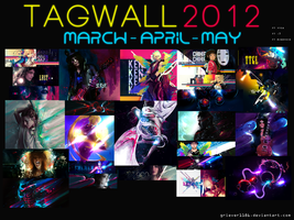 Tagwall Marzo-Abril-Mayo 2012 by griever1186