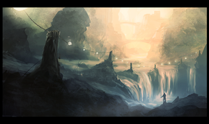 The border of the Meriane by UlricLeprovost