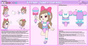Teenie Sweetheart (Ref) by PrincessPolly63