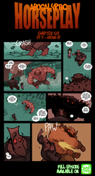 Apocalyptic Horseplay - CH6 Ep5 by Boredman