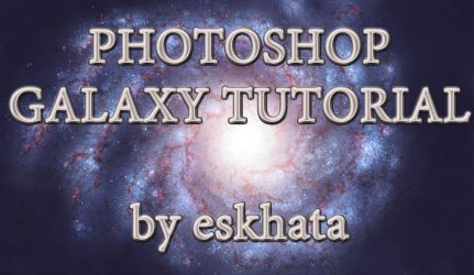 Galaxy Tutorial by esk6a
