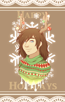 Happy Holidays ! by Val-07