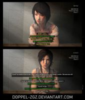 Tomb Raider (2013): Post-Credits scene by doppeL-zgz