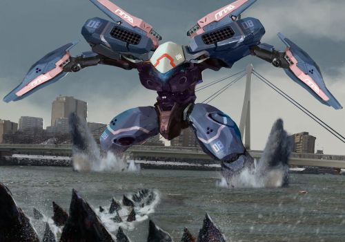 Pacific Rim Jaeger Contest by abaratoha