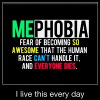 Mephobia by toxicrayon