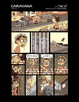 Caravana (Caravan) - Page 2 of 2 by obertoons