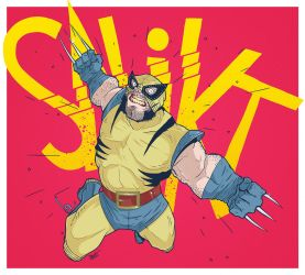 Snikt! by paulorocker