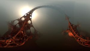 In the mists of oblivion by hmn