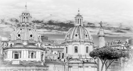 Stagnant State - Roma Rooftops by Lukaszade