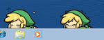 Toon Link Shimejis by Ooakfeather